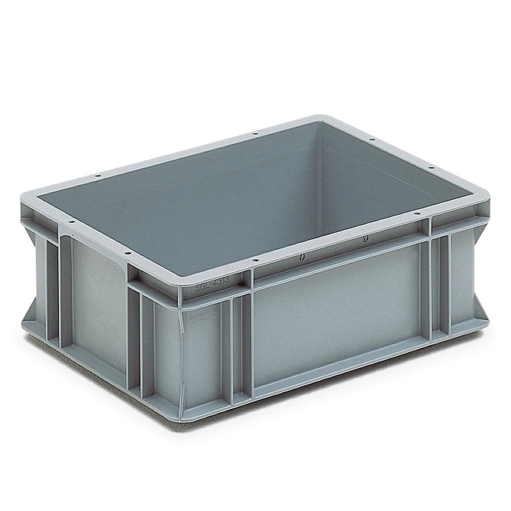 bac gerbable sgl 400x300x145 mm commander en ligne georg. Black Bedroom Furniture Sets. Home Design Ideas