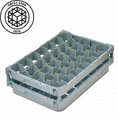 Glas Manager (Set), 33 compartments