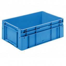 System container EUROTEC, enclosed double base