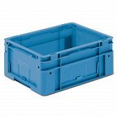 System container EUROTEC, heavy-duty base 17 mm