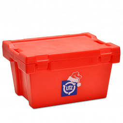 Dispatch container POOLBOX with lid, size Mini
