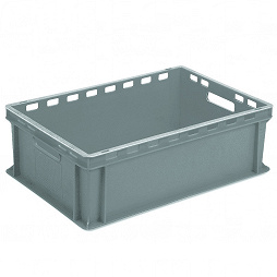 Meat container 600x400x220 mm