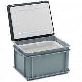 Insulated box RAKO with lid