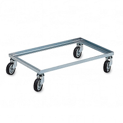 Dolly with antistatic casters 582x382x138 mm