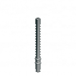 Column for Glas Manager, glass height 181-230 mm