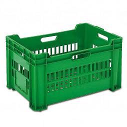 Außergewöhnlich Obstkiste / Gemüsekiste 600x400x325 mm online bestellen | Georg Utz AG @HB_19