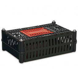 Poultry crate 910x615x320 mm