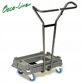 Transport dolly DOLLYFIX 600x462x230 mm