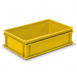 Stacking container RAKO, base solid