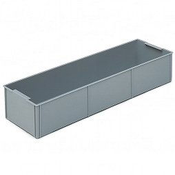 Removable box 555x177x99 mm
