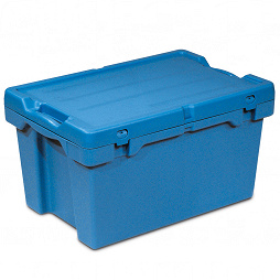Dispatch container POOLBOX with lid 598x398x329 mm