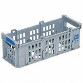 Plastic crate SGL 400x150x145 mm