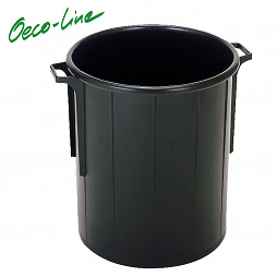Cylindrical container 75 l
