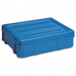 Dispatch container POOLBOX with lid 398x306x120 mm