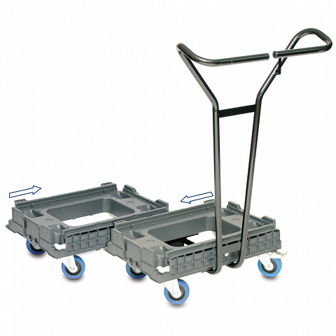 Transportroller DOLLYFIX 600x462x230 mm