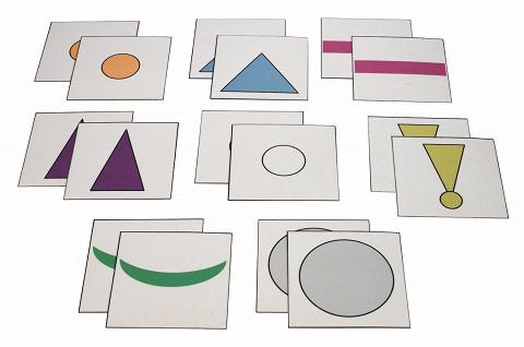 Noch mehr Montessori Wortartensymbole auf ...