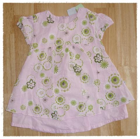 Kleid Gr. 74 My little Bear  Kinderfloh   Kinderfloh